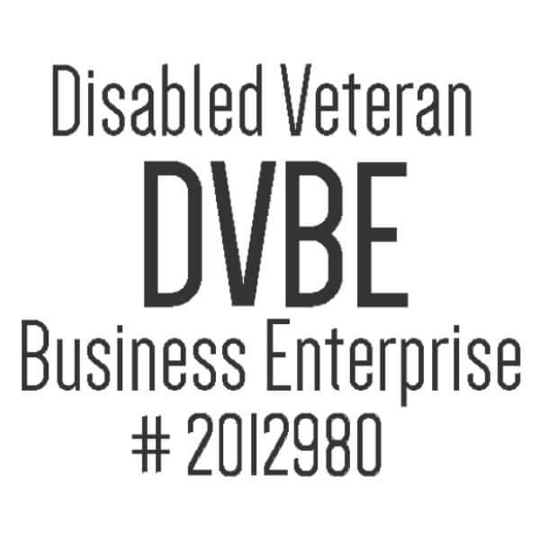 California Certified Disabled Veteran Business Enterprise
